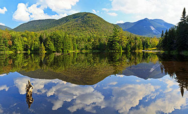 new-york-adirondacks-lake-marcy-dam-pond