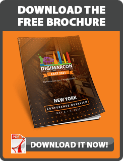 Download DigiMarCon East 2021 Brochure